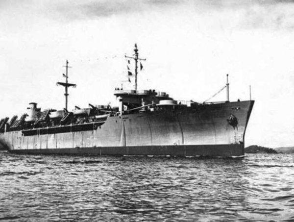 Bu gemideki herkes öldü: SS Ourang Medan #1