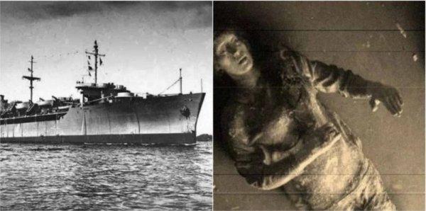 Bu gemideki herkes öldü: SS Ourang Medan #5
