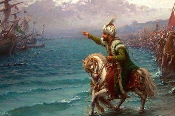 İstanbul un fethini istemeyen Osmanlı beyleri #1