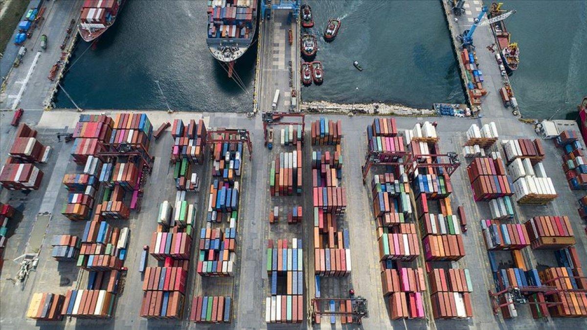 Miktar bazında en fazla ihracat artışı şubatta Almanya ya gerçekleşti #1