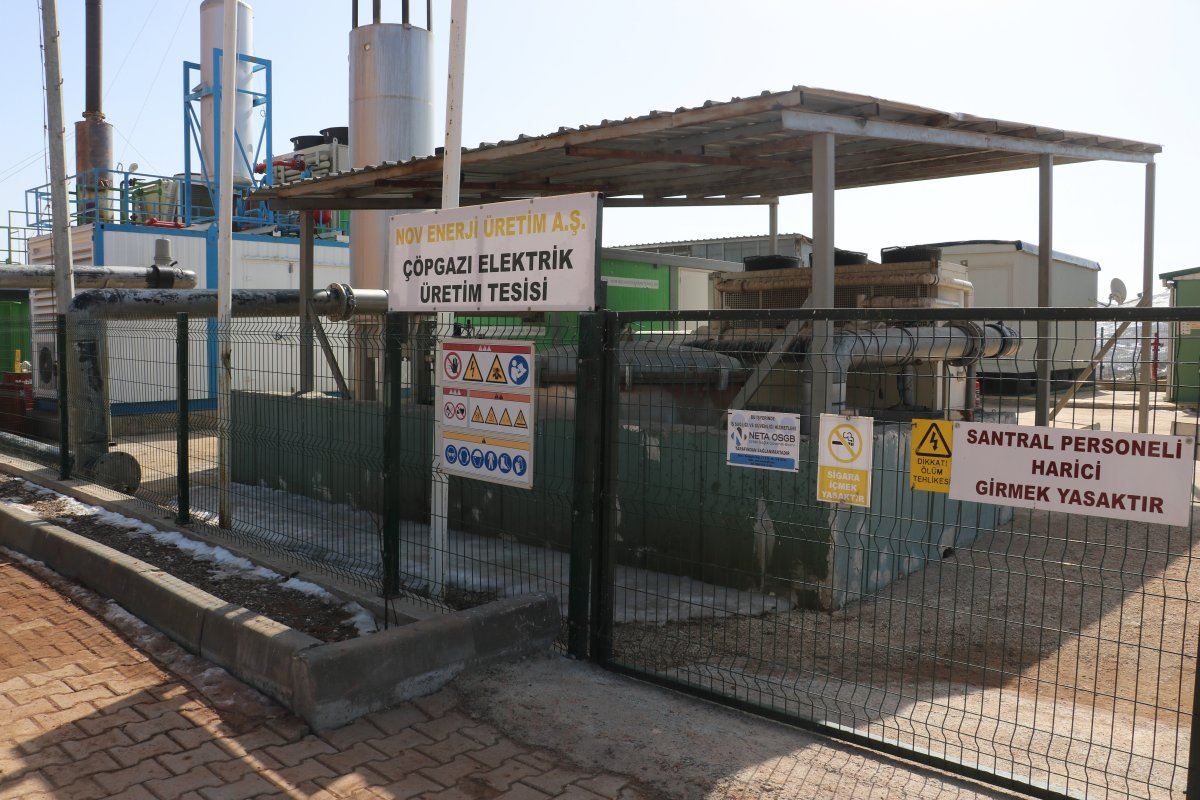 Sivaslılar çöpten elektrik üretip, 5 milyon lira tasarruf etti #2