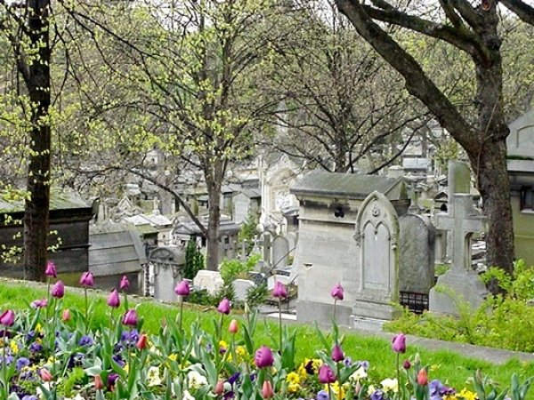 Ünlülerin mezarlığı Pere Lachaise #2
