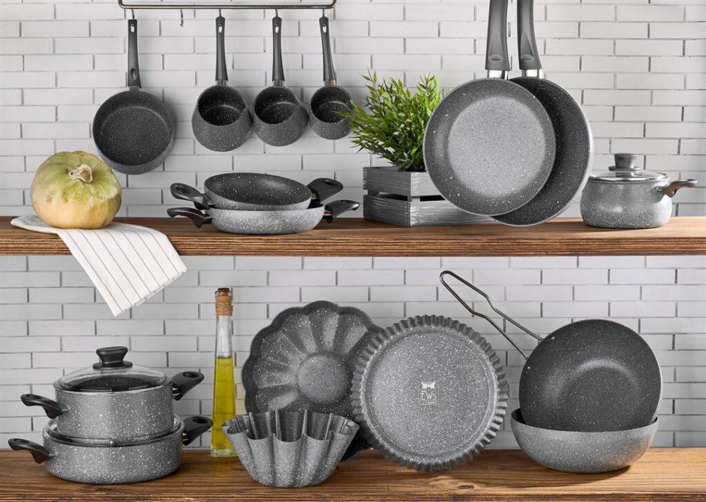 Granit Sahanlarla Artık Herkes Harika Yumurtalar Pişirebiliyor